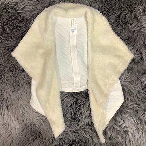 Toughskins | Girl's Cardigan Vest | Cream